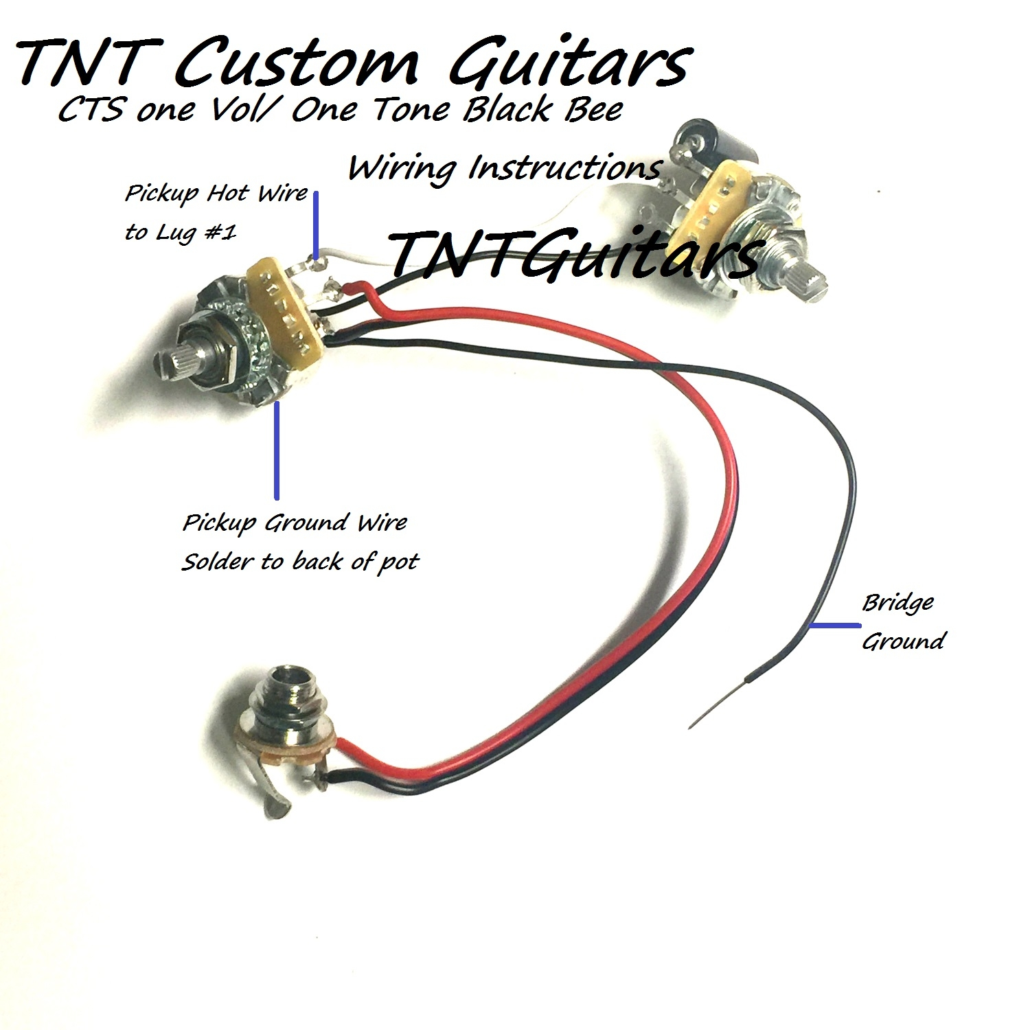 Amazing One Volume One Tone Wiring Embellishment - Best Images for ...