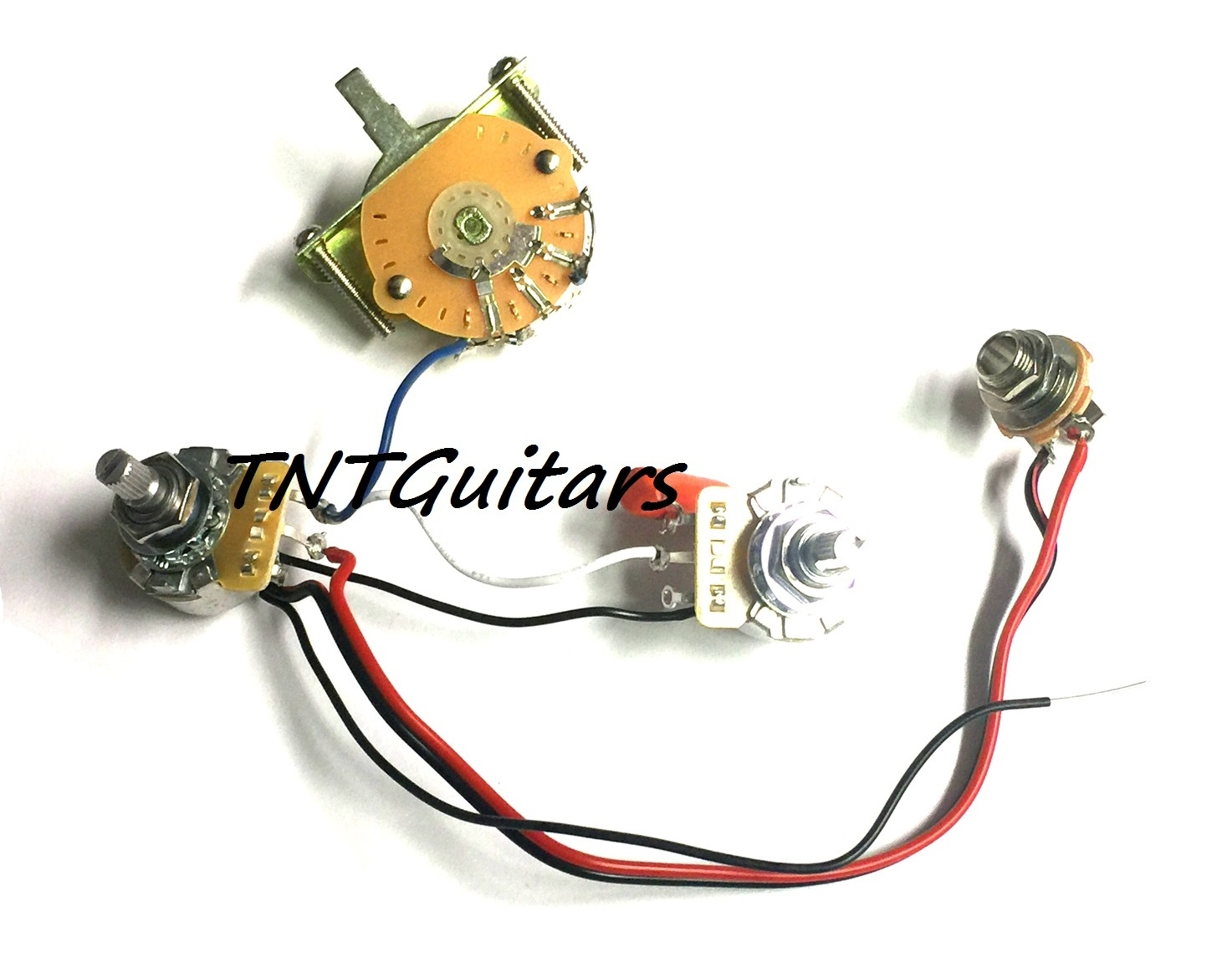 Wiring Up Guitar Electronics 2 Soldering Backs Of Pots How To Save